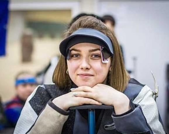 Ярославна Анастасия Галашина завоевала два «золота» наКубке мира