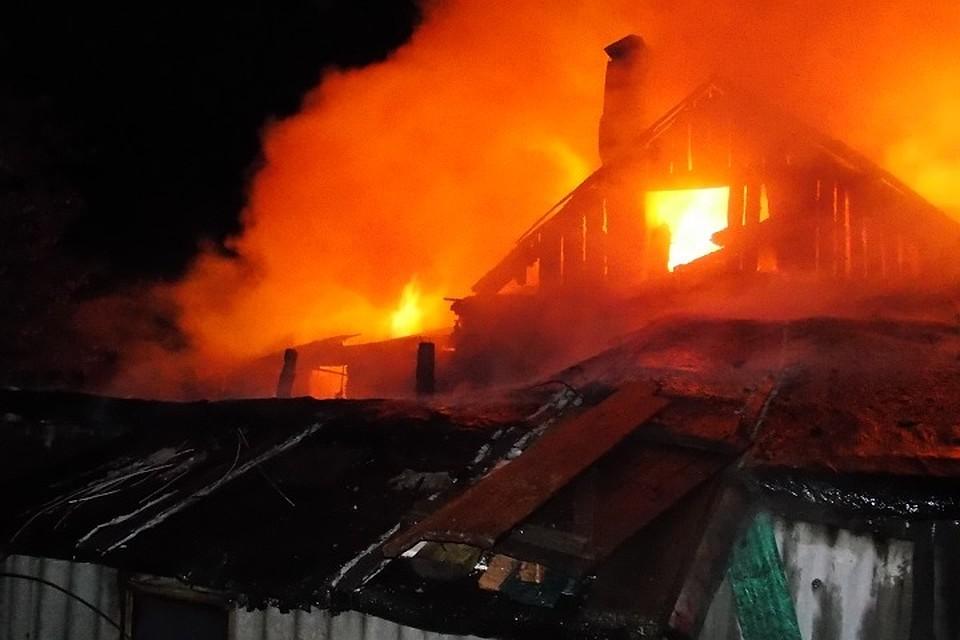 К чему снится не полностью сгоревший дом