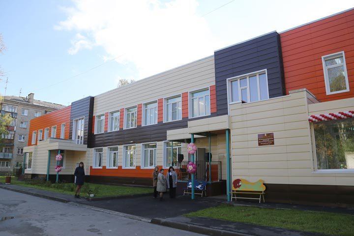 Детский парк откроется после реконструкции наулице Лескова вНижнем