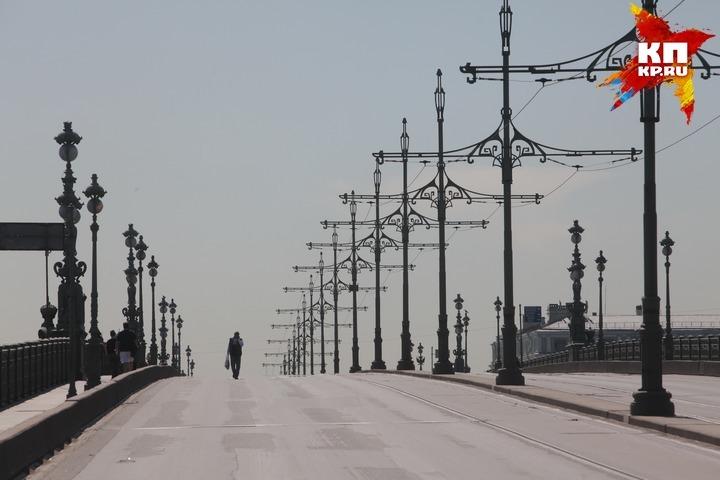 НаТроицкий мост возвратится исторический третий трамвайный маршрут