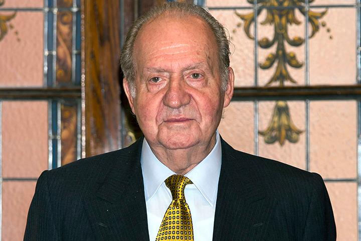 Короля Испании обвинили впопытке подкупа европейской организации