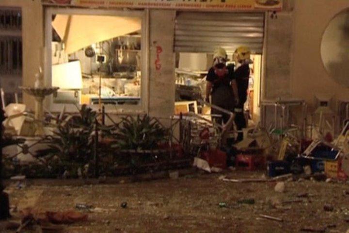 При взрыве вкафе наюге Испании пострадали 77 человек