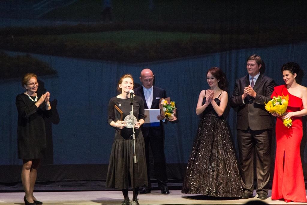 Гран-при фестиваля «УЗолотых ворот» получил драмтеатр Черноморского флота