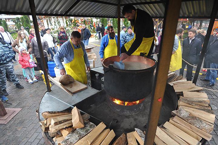 Производители реализовали 60 тонн сыра врамках «Сырных дней» в столице