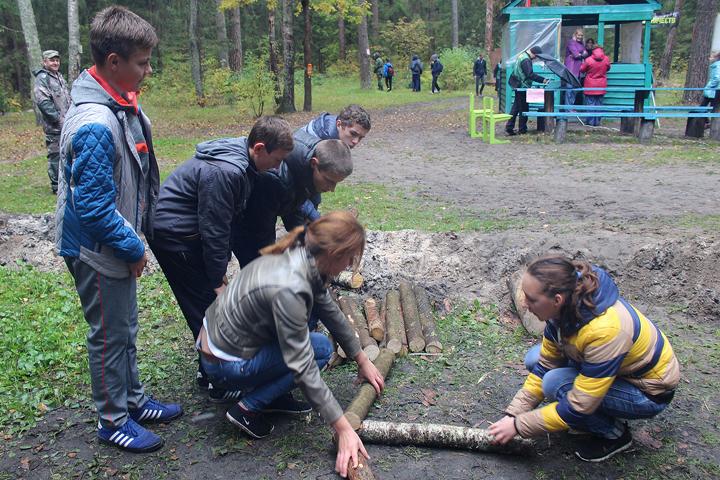 НаБрянщине состоялся региональный слёт школьных лесничеств
