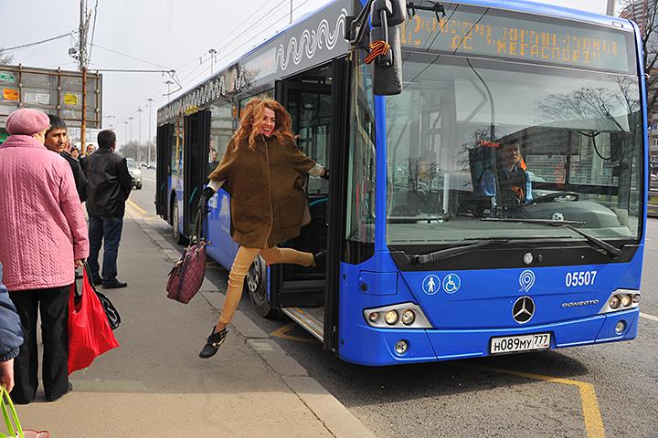 Как обещают в дептрансе Москвы, благодаря новшеству общественный транспорт в центре станет ходить в два раза чаще