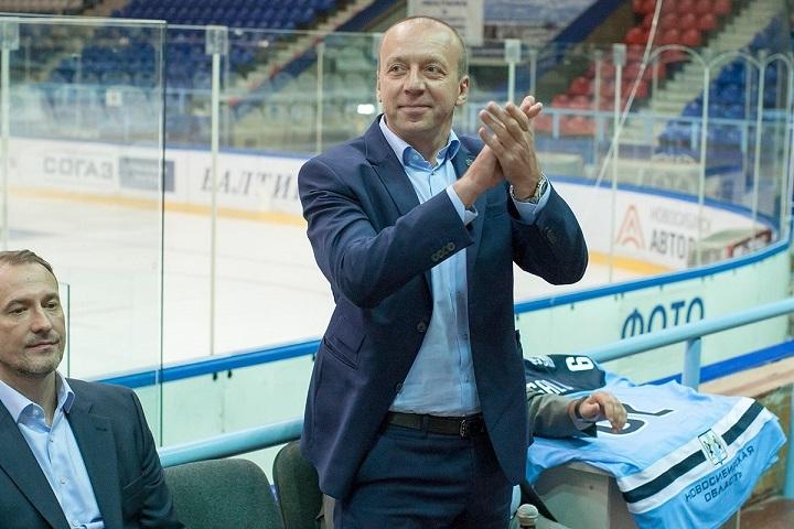 Главный тренерХК «Сибирь» может покинуть команду из-за долгов