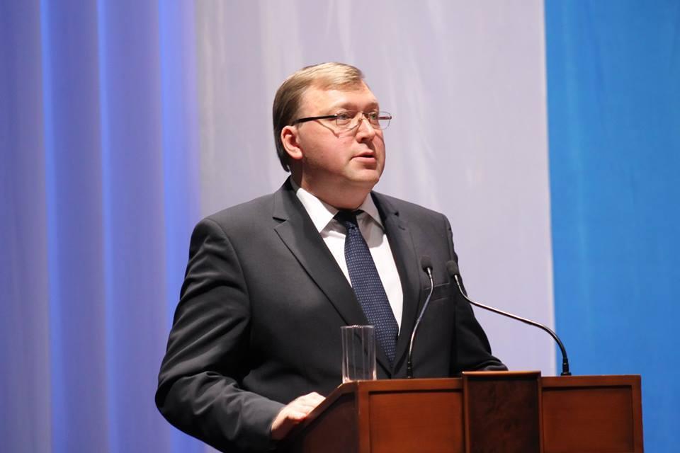 Спикером Заксобрания Ростовской области выбрали Александра Ищенко