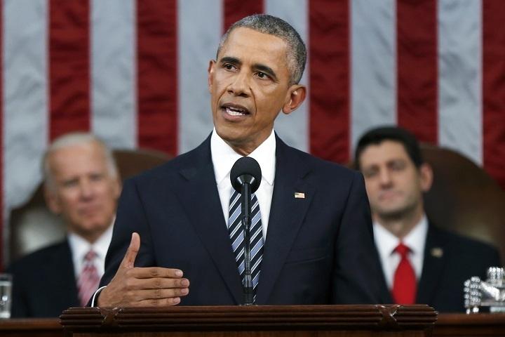 Обама продолжает выступать в поддержку Хиллари Клинтон
