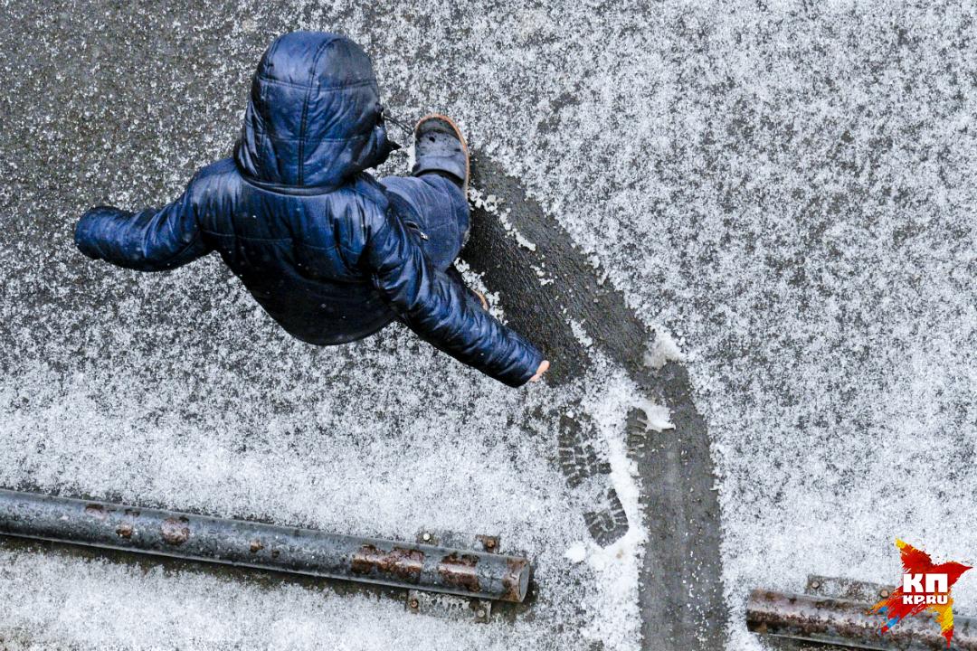 Нарабочей неделе вКирове выпадет 1-ый снег