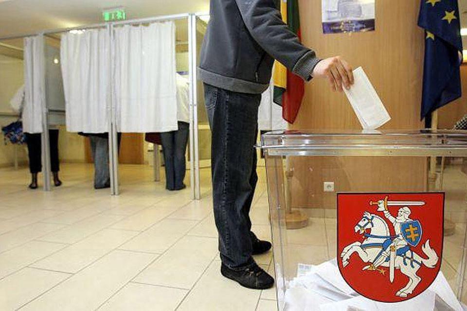 По последним данным, в Литве лидируют Союз крестьян и зеленых Литвы (СКЗЛ) и консерваторы. Фото: с сайта rubaltic.ru