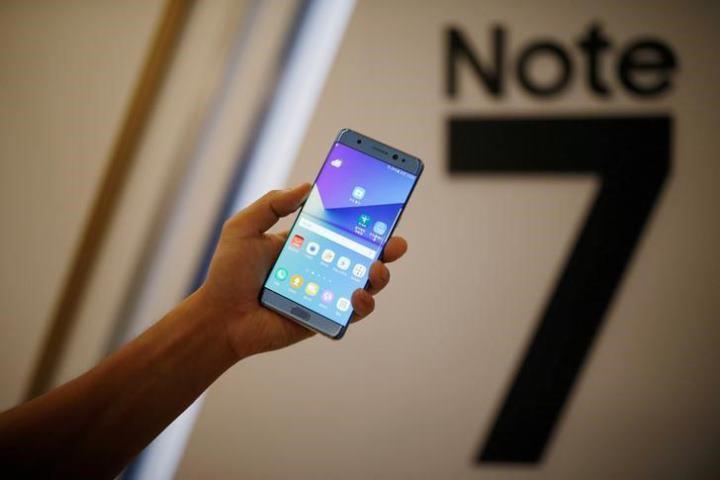Galaxy Note 7 официально не будут продаваться
