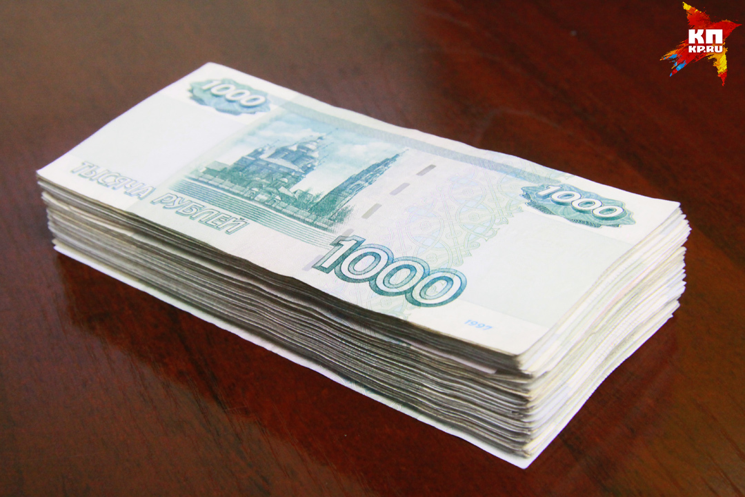 Средняя заработная плата вАлтайском крае возросла на4,8%