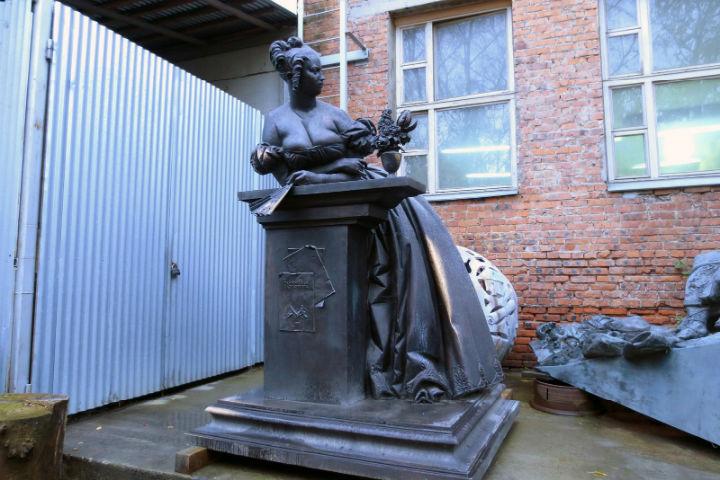 ВТамбове появится монумент «Тамбовской казначейше»