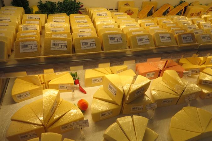 ВТюменской области начнут производить собственный твердый сыр