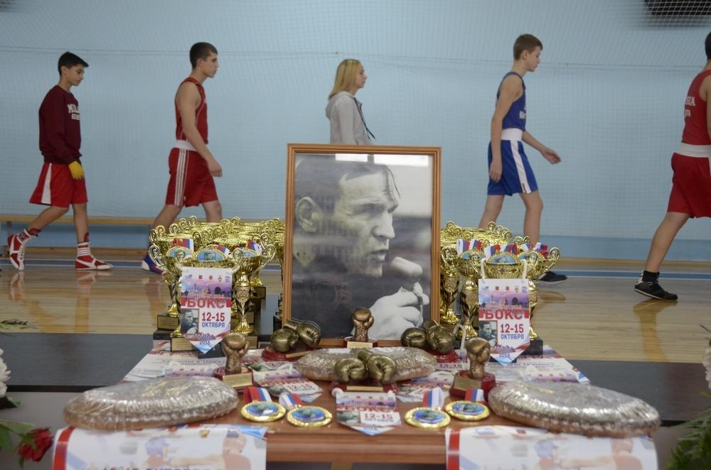 ВТуле проходит Всероссийский турнир побоксу памяти Жабарова
