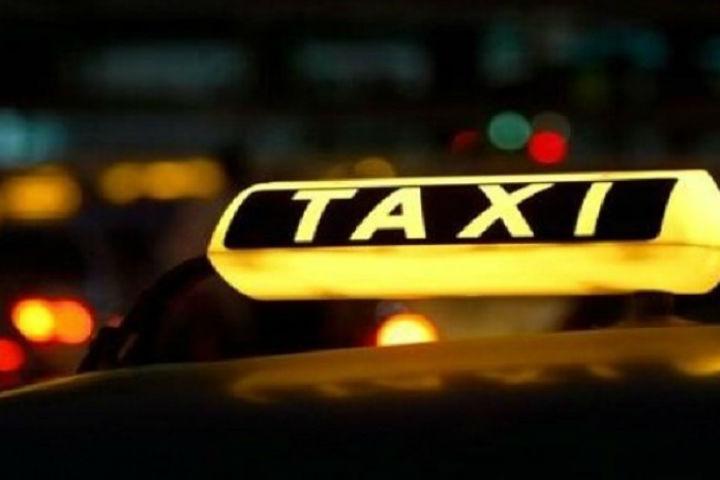 Наркотик отправили на такси