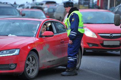 ВТамбове нетрезвый шофёр искалечил инспектора ДПС