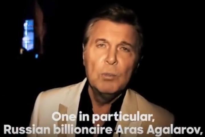 Штаб Хиллари Клинтон выпустил ролик, вкотором Лев Лещенко показан спонсором Трампа