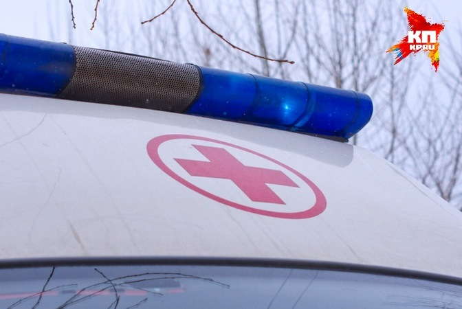 Красноярец умер  под колесами 3-х  авто