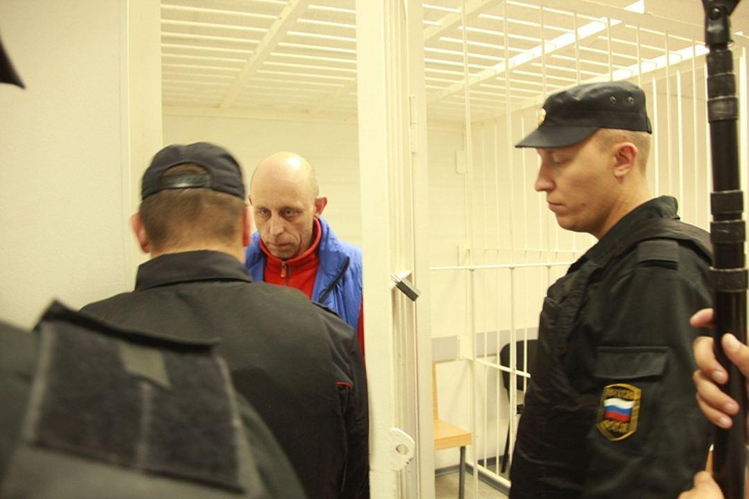 Вадим Виноградов признал свою вину.