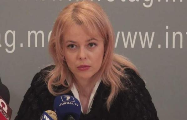 Анна Урсаки. Фото: infotag.md