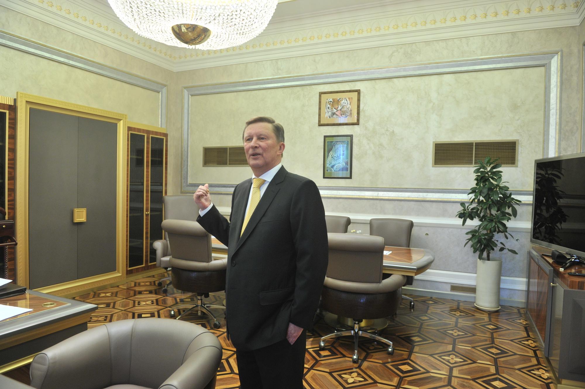 Сергей Иванов: В России нет ни одного современного мусороперерабатывающего завода.
