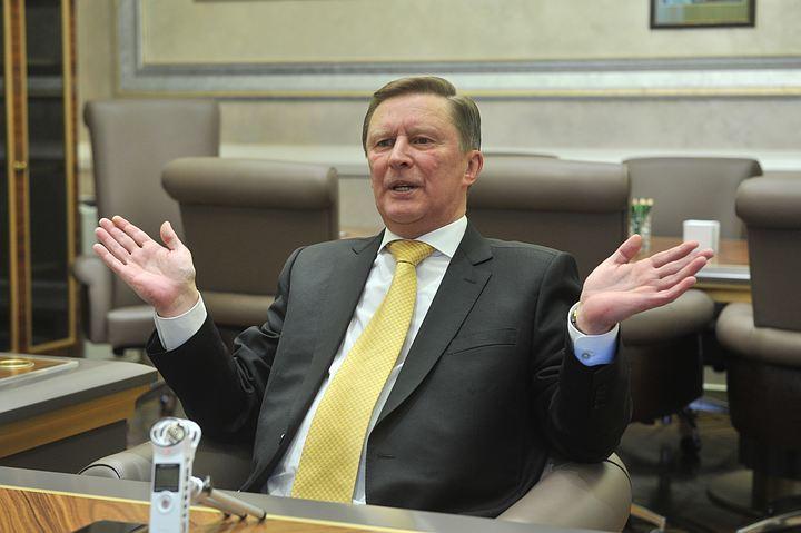 Сергей Иванов рассказал, что курс на очищение власти будет продолжен - «это касается и чиновников, и силовиков, и банковского сектора, и обычных мошенников»