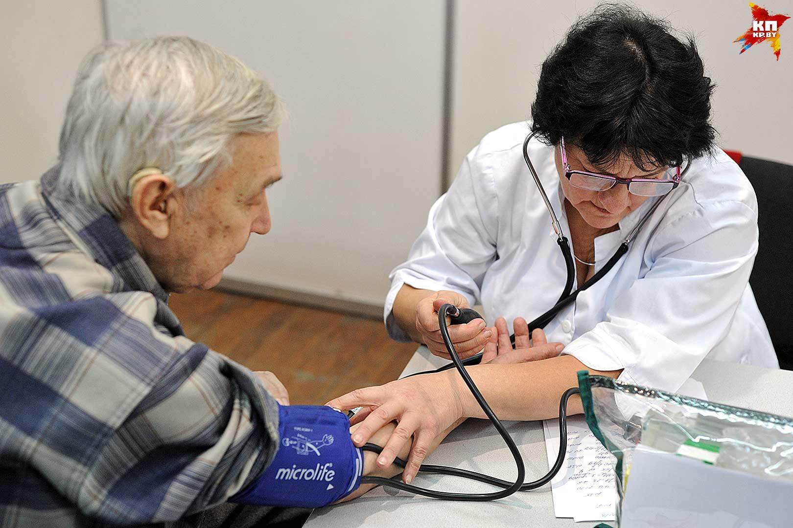 Система здравоохранения в Беларуси работает лучше, чем в США