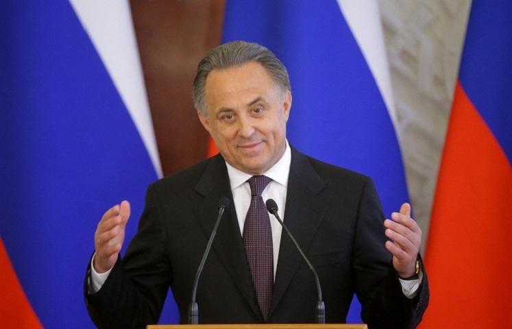 Министр спорта РФ Виталий Мутко. Фото: Михаил Метцель/ТАСС