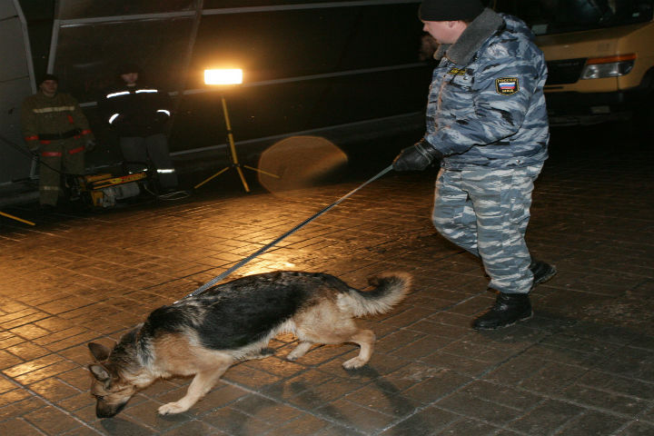 Неизвестный мужчина переполошил Воронеж сообщением обомбе