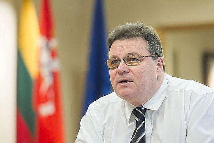 Литва может расширить национальные санкции против РФ— Линкявичюс