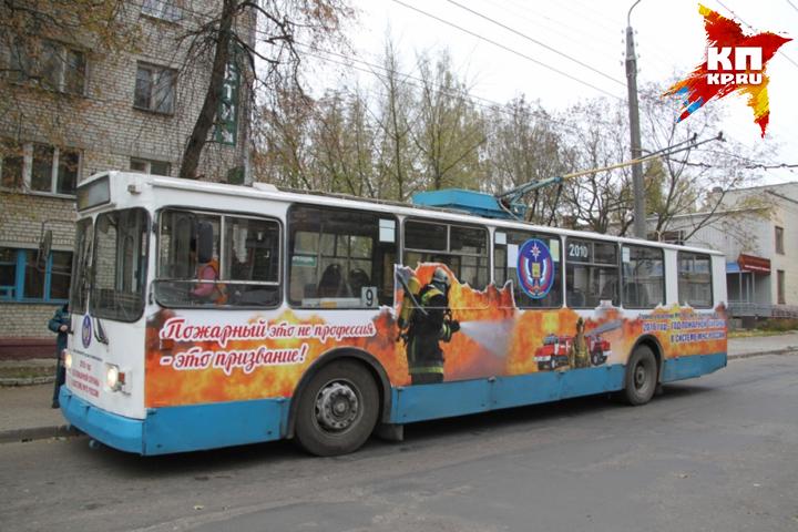 Брянским троллейбусникам задолжали 13,2 млн руб.