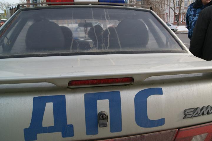 ВКиренске шофёр сбил ребенка и исчез сместа трагедии