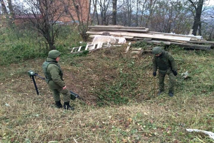 Вмонастыре Орловской области ищут авиабомбу