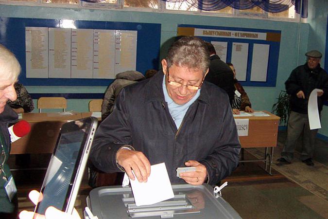 ЦИК Молдовы: Выборы состоялись