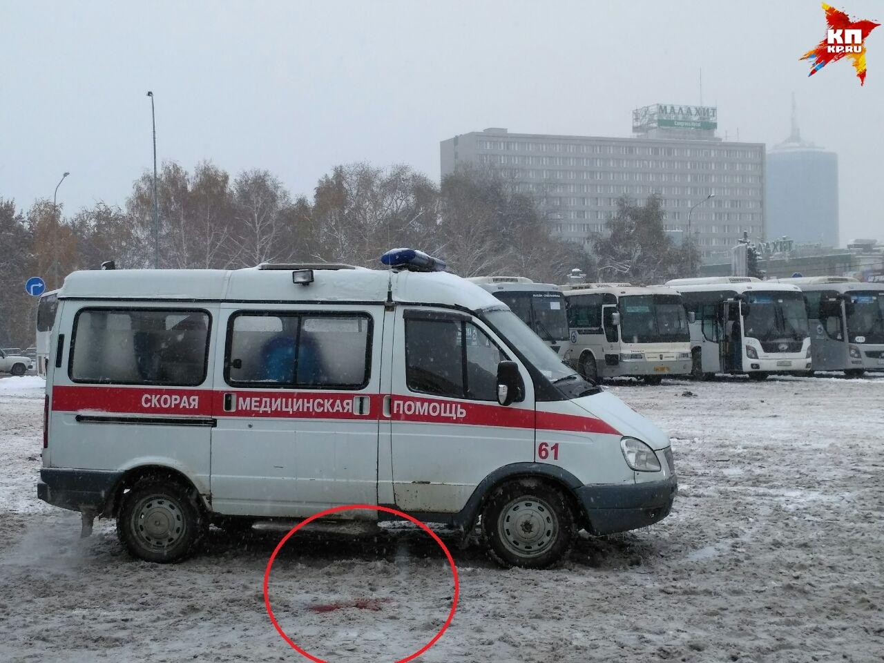 Автобус задавил девушку наавтовокзале Челябинска