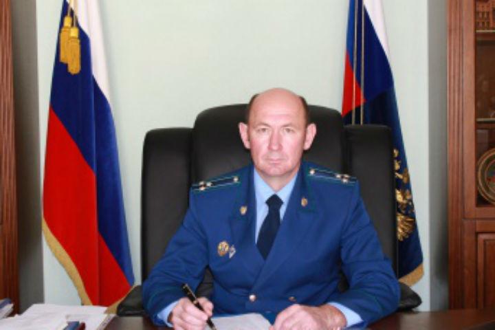 Уволен обвинитель Ленинградской области
