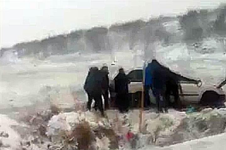 2 жителя Мурманской области погибли вДТП навыходных