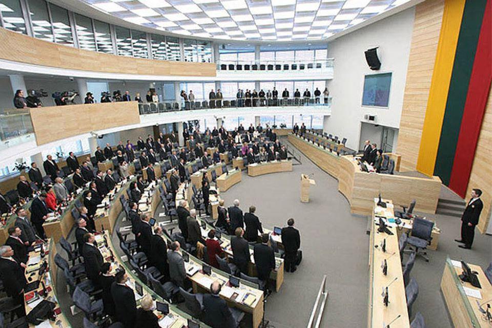 Соглашение осоздании правящей коалиции подписано вЛитве