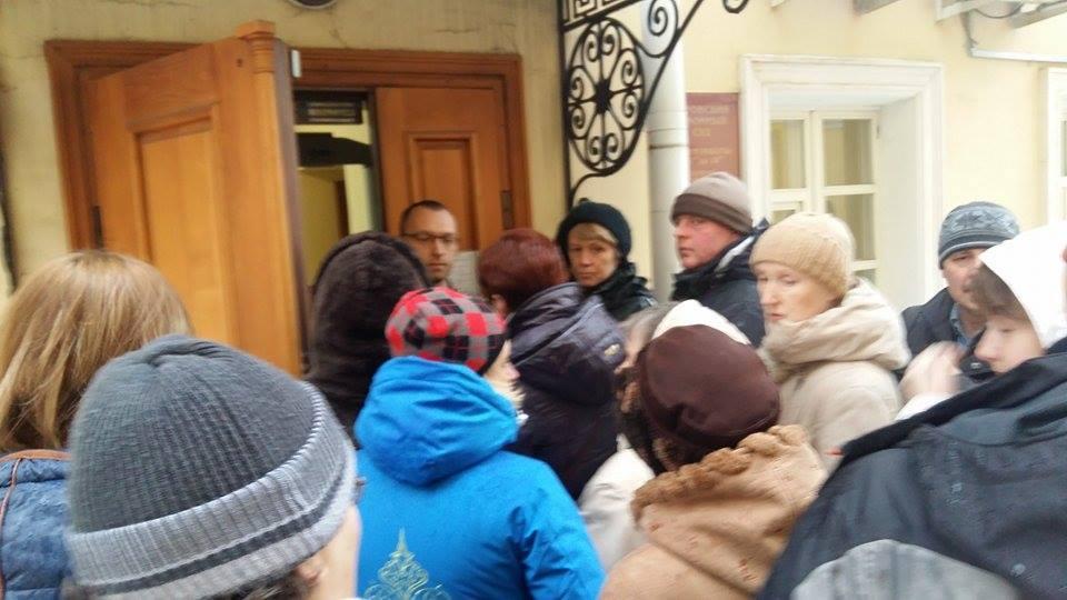 Судья выгнал прежнего главы города Ярославля Урлашова иззала суда