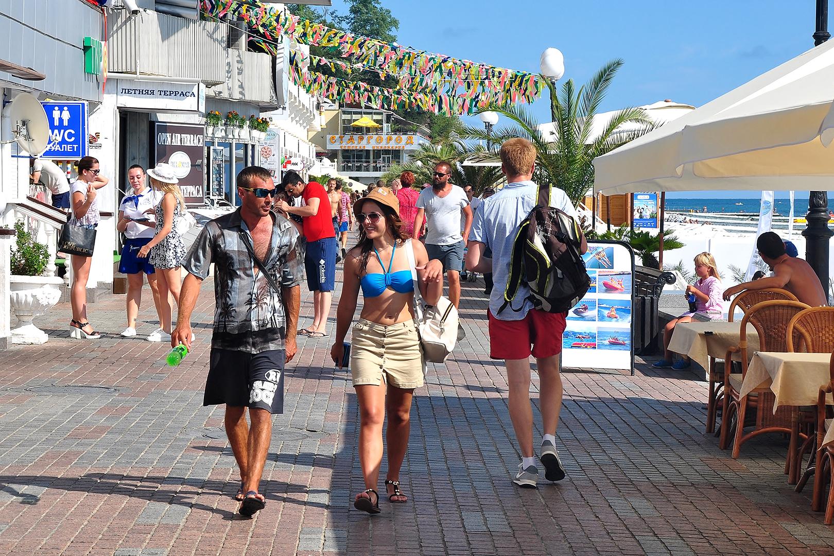 Вениамин Кондратьев: Курортный сбор недолжен воздействовать напоток туристов