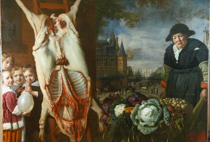 Голландцам привезут отреставрированный шедевр ван дер Хелста изЭрмитажа