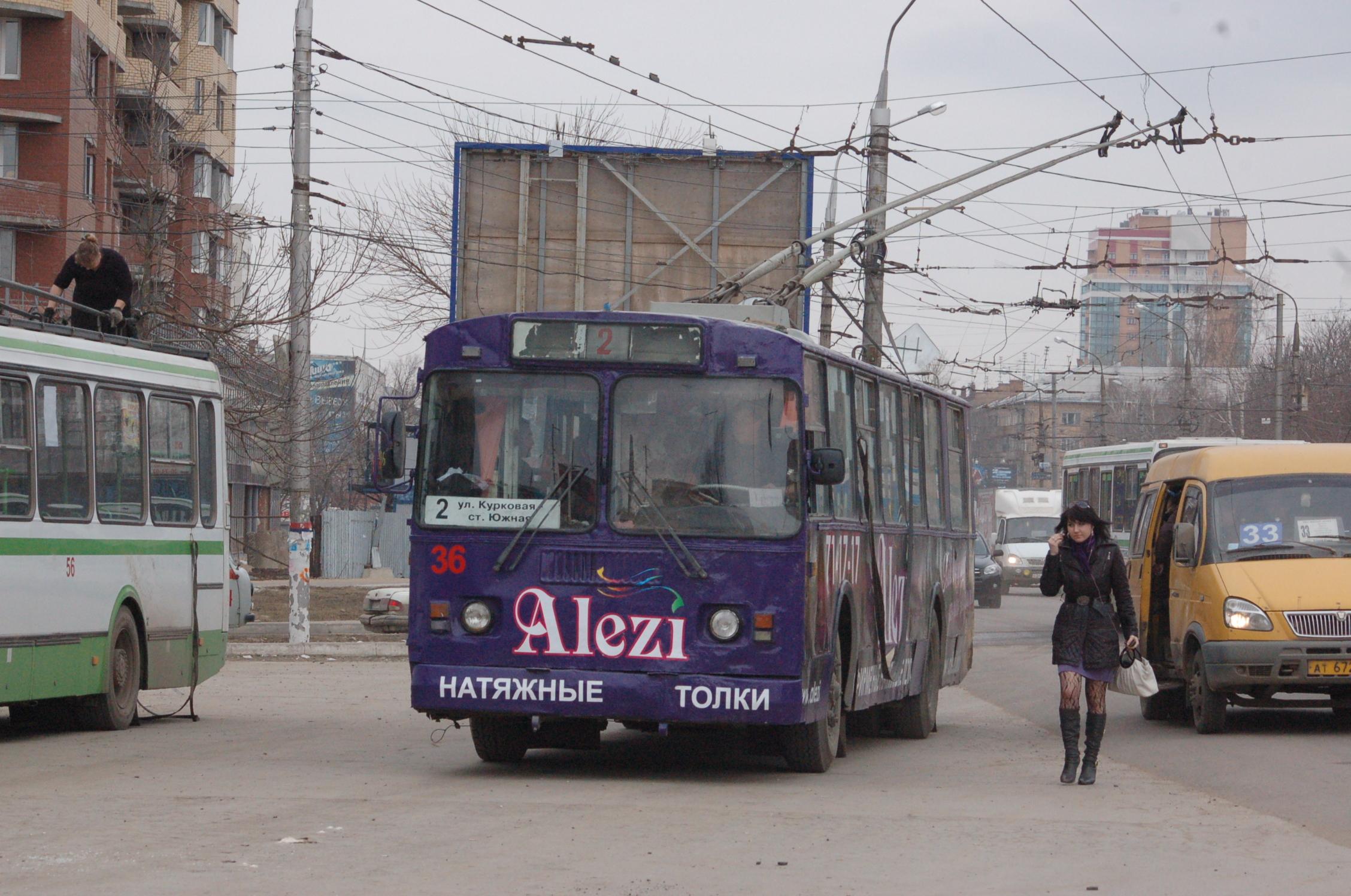 Верховный судРФ вернул права тульскому шоферу троллейбуса