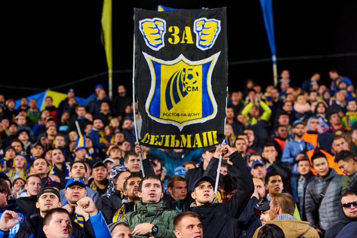 Самый дешёвый билет наматч «Ростов»— «Бавария» стоит 2 тысячи руб.