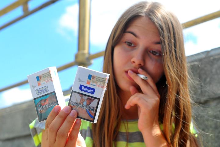 Сегодня от табака погибает в год 6 млн. человек. В разы больше, чем от СПИДа и туберкулёза!