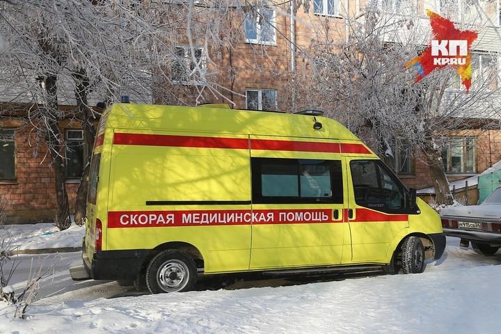 ВКрасноярске годовалая девочка отравилась неведомым веществом
