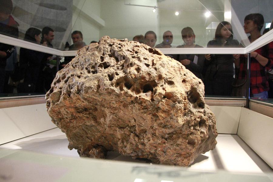 Челябинский метеорит связан с потоком Леониды