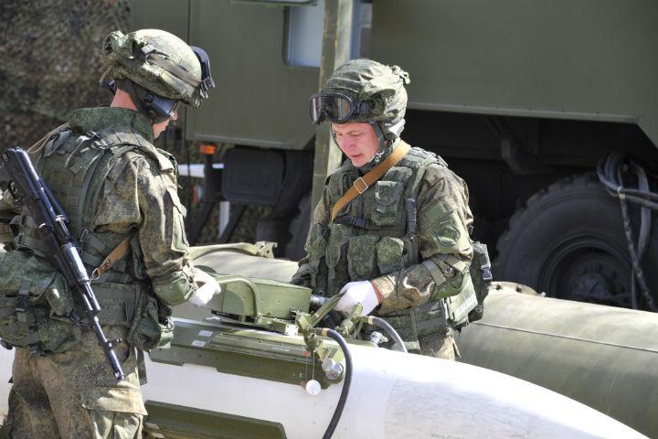 Вцентре Воронежа пройдет выставка военной техники