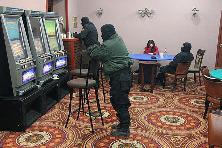 ВВоронежской области женщина организовала подпольное казино